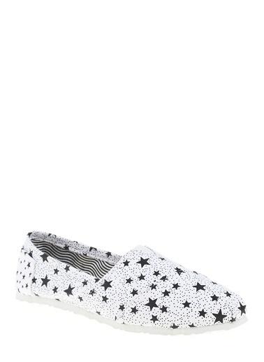 Let'z Ayakkabı Beyaz